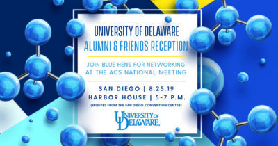 Alumni and Friends Reception – ACS National Meeting