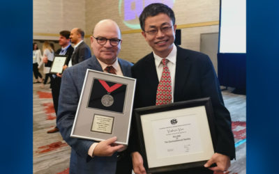 Fuel Cell Pioneer Recognized