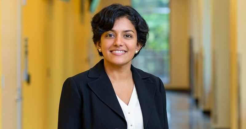 A 'HAT TRICK' OF HONORS FOR UD'S JAYARAMAN