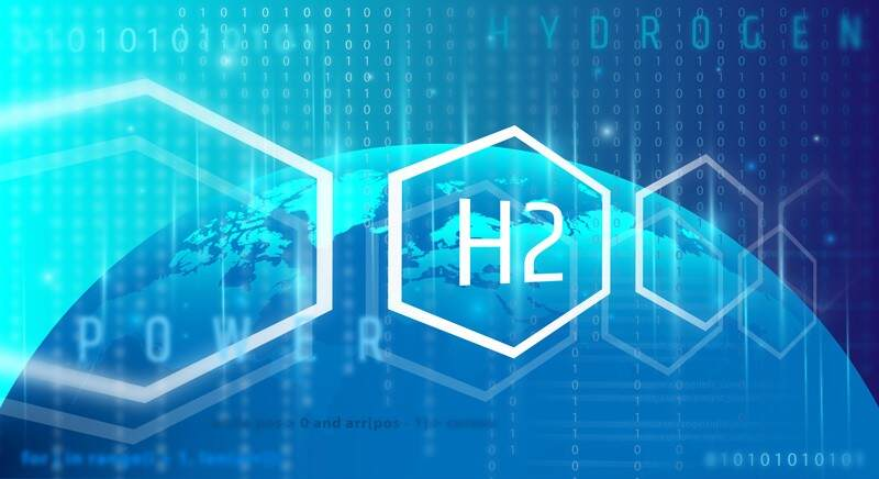 POWERING THE WORLD WITH HYDROGEN
